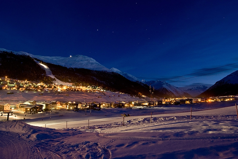 winter in Livigno